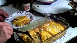 Beef & Cheese Enchiladas - My Way - Part 3