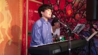 大阪ミナミLIVEハウスにてオリジナル曲 【忘れないで】を歌いました!!