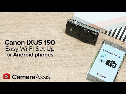 佳能(Canon) IXUS 190 數碼相機 相關視頻