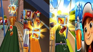 SUBWAY SURFERS: GAMEPLAY TILL FIND 3 SUPER MYSTERY BOXES! (JAKE STAR OUTFIT)