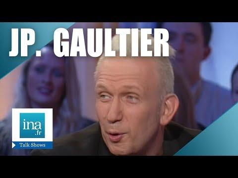 """Jean-Paul Gaultier """"Yves Saint Laurent et Madonna""""- Archive INA"""