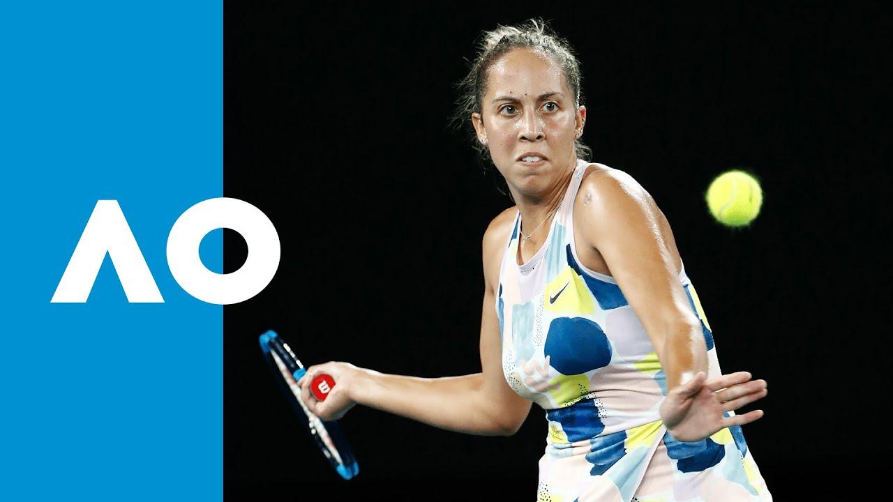 Madison Keys vs. Arantxa Rus - Match Highlights (2R) | Australian Open 2020