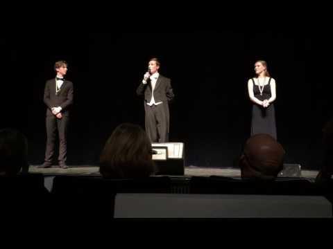 Grote Fuif 2017 | Speech Praeses Willem Vasbinder