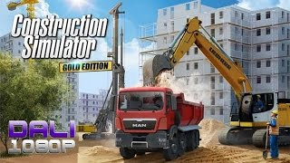 Construction Simulator: Gold Edition PC Gameplay 60fps 1080p