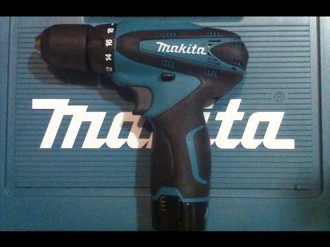 Обзор шуруповерта Makita(Макита) DF330DWE