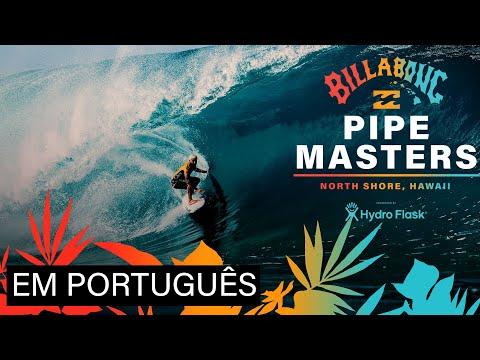 Billabong Pipe Masters Presented By Hydro Flask Dia 2 Assistir ao vivo em português