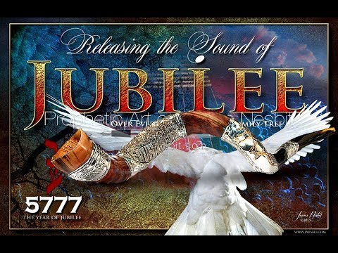 RAPTURE on the 120th JUBILEE, 2017 - year 5777 ends on Atonement!!