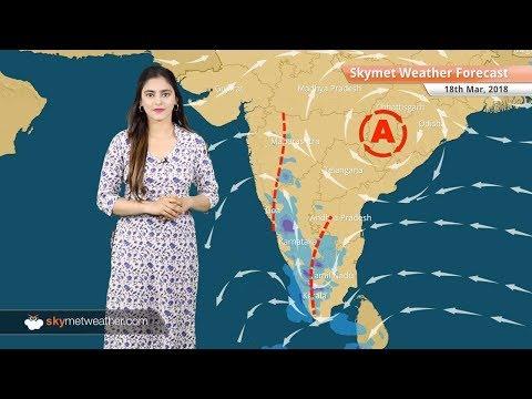 Weather Forecast Mar 18: Temperatures to rise in Madhya Pradesh, Uttar Pradesh, Chhattisgarh, Punjab