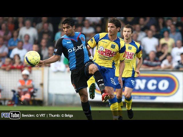 2009-2010 - Jupiler Pro League - 07. VC Westerlo - Club Brugge 1-4