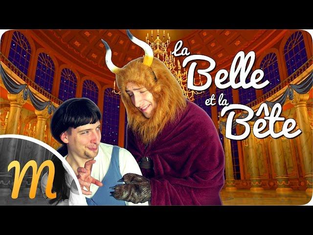 Math se fait - La Belle et la Bête