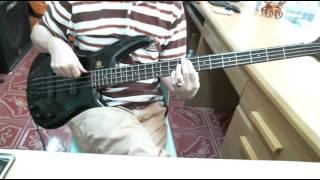 Carlos Santana- EUROPA  Bass