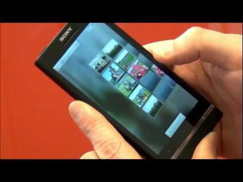 Sony Xperia S | HD-Handytest