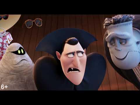 Монстры на каникулах 3 смотреть полностью мультфильм
