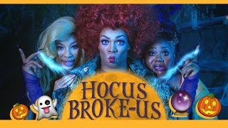 hocus broke us by todrick hall