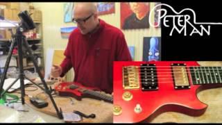 Http://www.peterman.com.au  Electric Acoustic Pickup