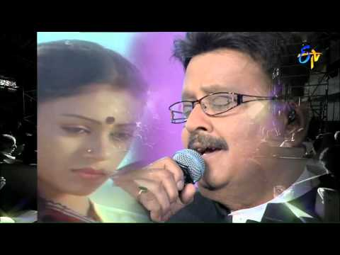 Ade Neevu Ade Nenu Song - SP Balasubrahmanyam Performance in ETV Swarabhishekam - 3rd Jan 2016