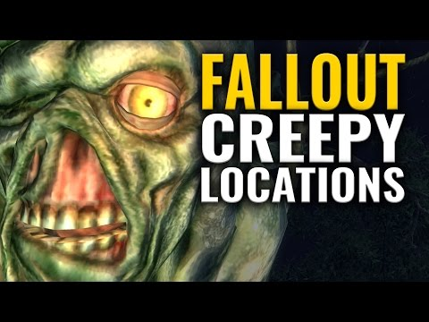10 Creepiest Locations In Fallout 3 |
