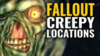 10 Creepiest Locations In Fallout 3