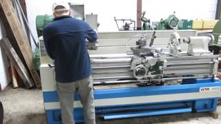 Victor 18x60 Gap Bed Engine Lathe - Mullin Machinery