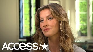 Gisele Cries In Emotional Interview As She Discusses Thoughts Of Suicide (Exclusive)