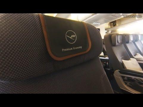 Lufthansa Premium Economy Class Shanghai - Frankfurt ✈ Airbus A380 ✈ Flight report