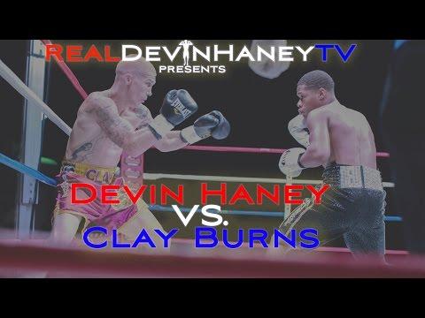 Devin Haney vs Clay Burns