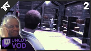 Deadly Premonition Director's Cut [Hospital Appointment & Bones to pick]