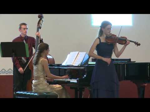 "Allegro from ""Spring"" from ""The Four Seasons"" by A. Vivaldi Sonshine Ensemble"