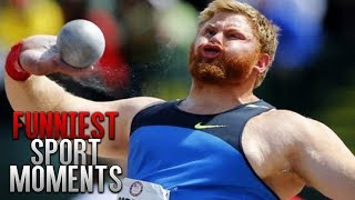 Most funny sport moments
