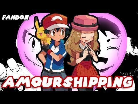Cancion Oficial (Fandon) de Ash y Serena (Satosere Forever)/ Especial por el mes de Amor/ Pokemon