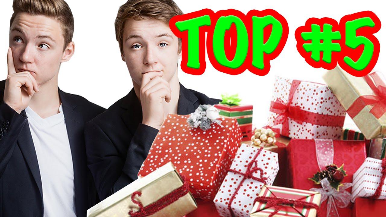 GESCHENKE zu WEIHNACHTEN!? (Unsere TOP #5) - YouTube