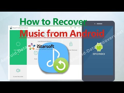 How to Recover Music from Android, Retrieve Lost Audios from Android