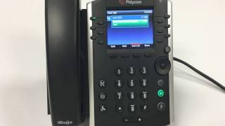 Setting up Voicemail for the first time on 300 and 400 Series