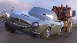 Cars 2: Finn McMissile / Auf dem Rollfeld