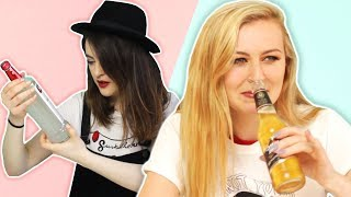 Download Irish People Try Their First Alcoholic Drink Mp3 and Videos
