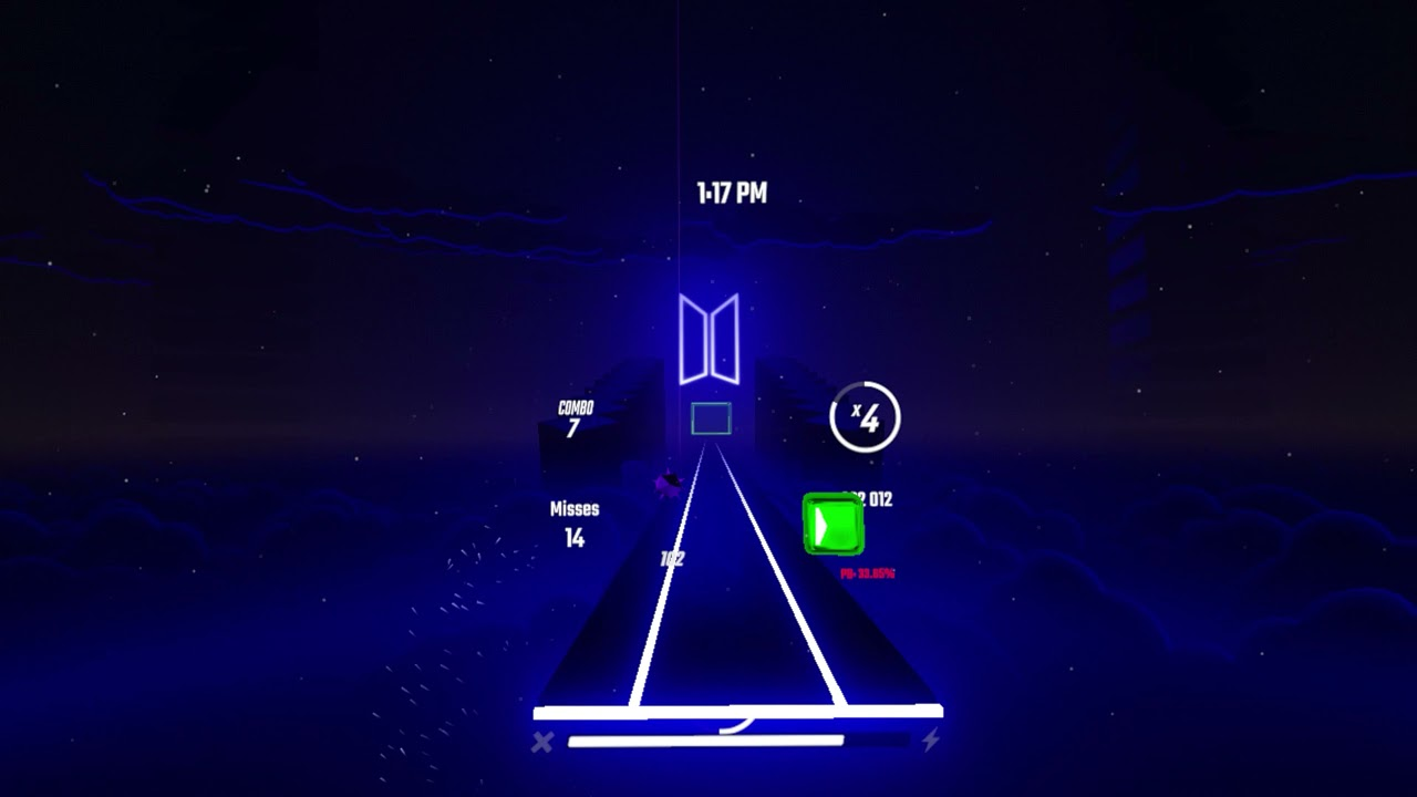 """MLG Tails plays Beat Saber """"Speak with your Heart, Sonic Colours Ultimate"""""""