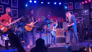 """Trouble No More"" w/ The Allman Betts Band"