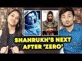 Shahrukh Khan NEXT FILM After ZERO - Salute Or Sanjay Bhansali's Film