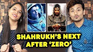 Shahrukh Khan NEXT FILM After ZERO - Salute Or Sanjay Bhansali's Film