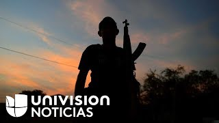 Crimen organizado da origen a nuevos grupos de autodefensa en Michoacán, México