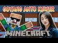 Lagu Animasi Minecraft Goyang Anto Kewer   Parody Sandrina : Goyang Dua Jari