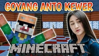 Lagu Minecraft Anto Kewer   Parody Sandrina : Goyang Dua Jari