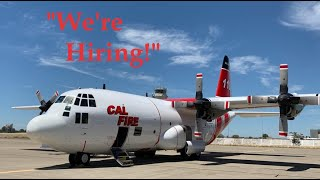 Hiring Pilots! Aerial Firefighting Conference (Part II)