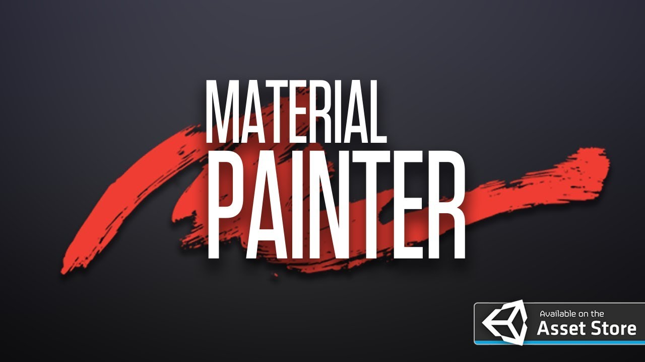 Material Painter for Unity3D