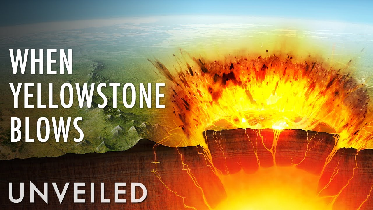 What If Yellowstone Erupts Unveiled