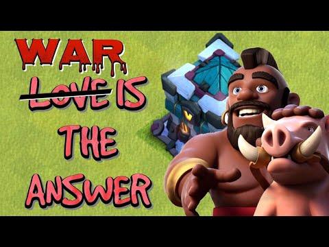 All You Need Is L... WARRRRRRR!!!!! Final Wars Before SPRING UPDATE!