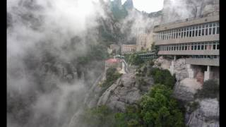 VLOG#2: В ☁️облаках 🚡на горе Монсеррат Испания. In the clouds on the mountain of Montserrat Spain(Путешествие на гору и одноименный монастырь Монсеррат принесло массу впечатлений. Сначала безоблачное..., 2016-06-18T21:52:02.000Z)