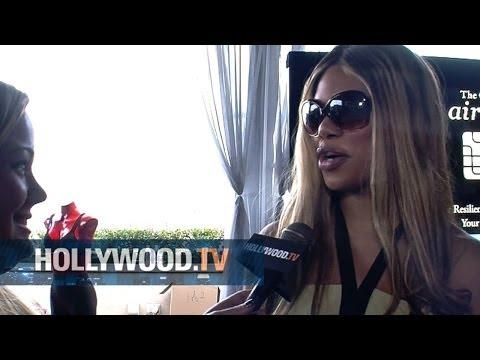 The stars enjoy GBK's Pre Golden Globes Gift Lounge - Hollywood.TV