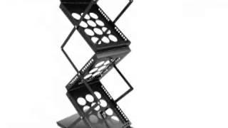 Сборка мобильного стенда Буклетница Metal Holder А4(, 2015-05-18T06:39:24.000Z)