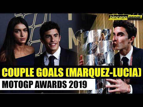 MOTOGP AWARDS 2019! Marquez gandeng kekasihnya, langung jadi pusat perhatian!